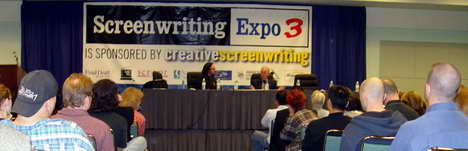 Screenwriting Expo 3